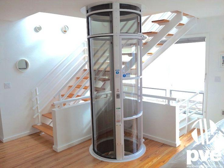 Mejores 9 im genes de ascensores sin foso en pinterest - Precio instalacion ascensor ...