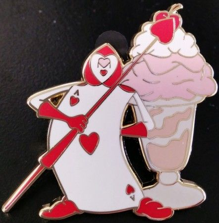 View Pin: DSSH - Pin Trader Delight - Ace of Heart Guard