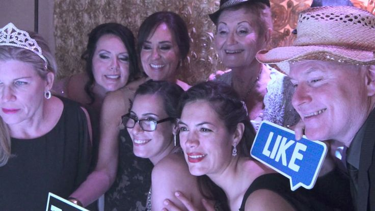 Photo Booth Rental NJ - Inside Out Booth - 201-497-0703