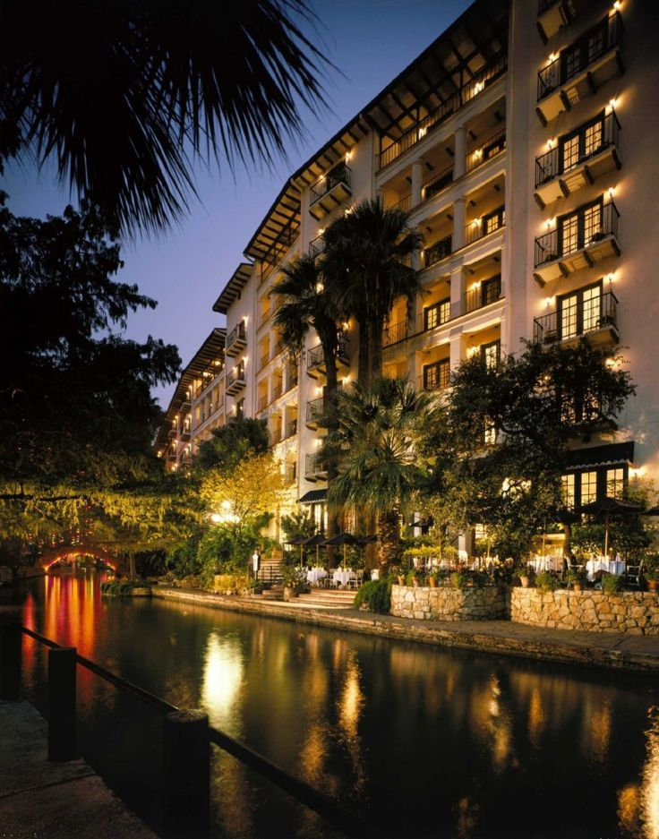 OUR hotel-- Omni La Mansion del Rio - riverwalk, san antonio.