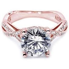 oh rose gold is amazing! makes even the most simplest ring gorgeous!