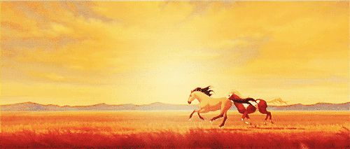 Best movie ever, it started my interest in horses when I was four and I haven't stopped riding since, I'm 16:)