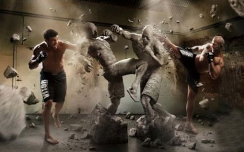 |        MMA trénink pro muže a kluky