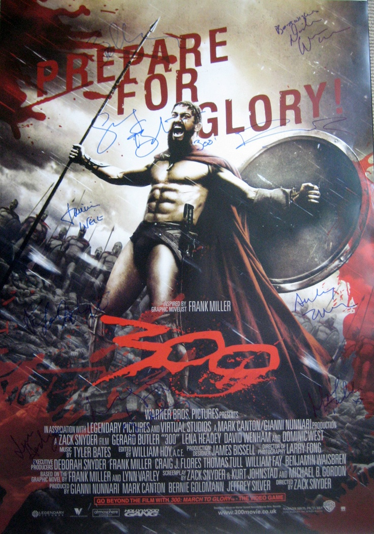 Amazon.com: autographed movie posters