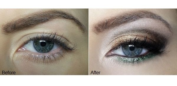 Correct Sagging Eyelids with This Amazing Makeup Idea - Tutorial (2)