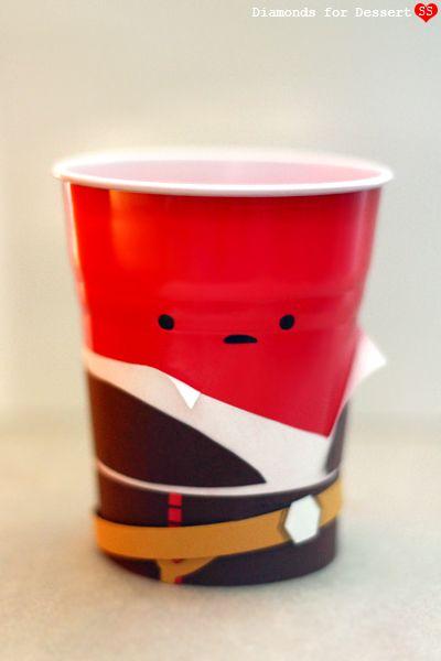 Han Solo Cup.