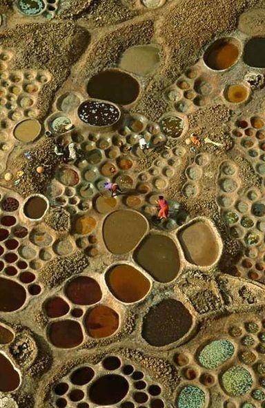 Salt Mines, Chile