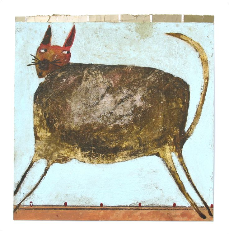 Mr. Cat Is Bad by ScottBergey on Etsy  #cats
