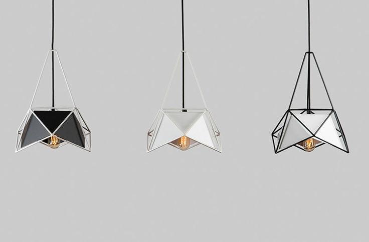 Geometric Pendant Lights 2