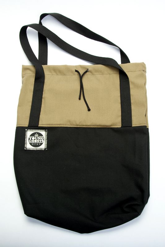 the Smartbag (Kakhi) by Young Ghosts