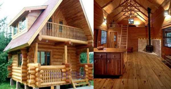 Log homes, log cabins, chalets and log home builders. DIY log cabin kits & wholesale log homes. Thes ...