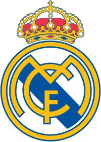 This logo is for my favorite soccer team Real Madrid. Real Madrid is a team for the city of Madrid in Spain. I like them because of the way they perform and for their star players such as Cristiano Ronaldo, Sergio Ramos, Gareth Bale, and James Rodriguez just to name a few.