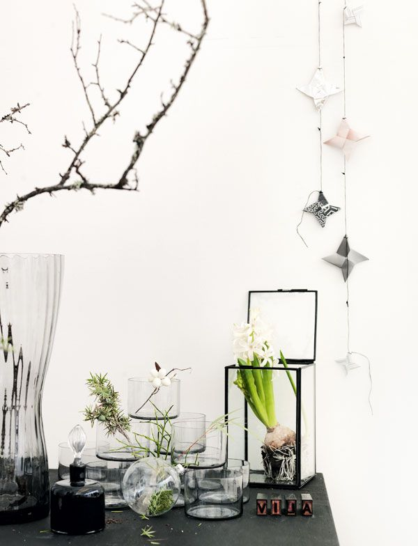 winter green from ELLE Decor