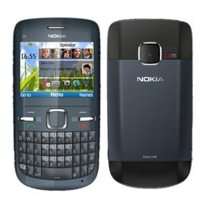 Nokia C3 Graphite  Bueno, pero no me dejaba hacer muchas cosas. < Exacto