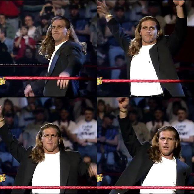 Shawn Michaels #HBK #WWE