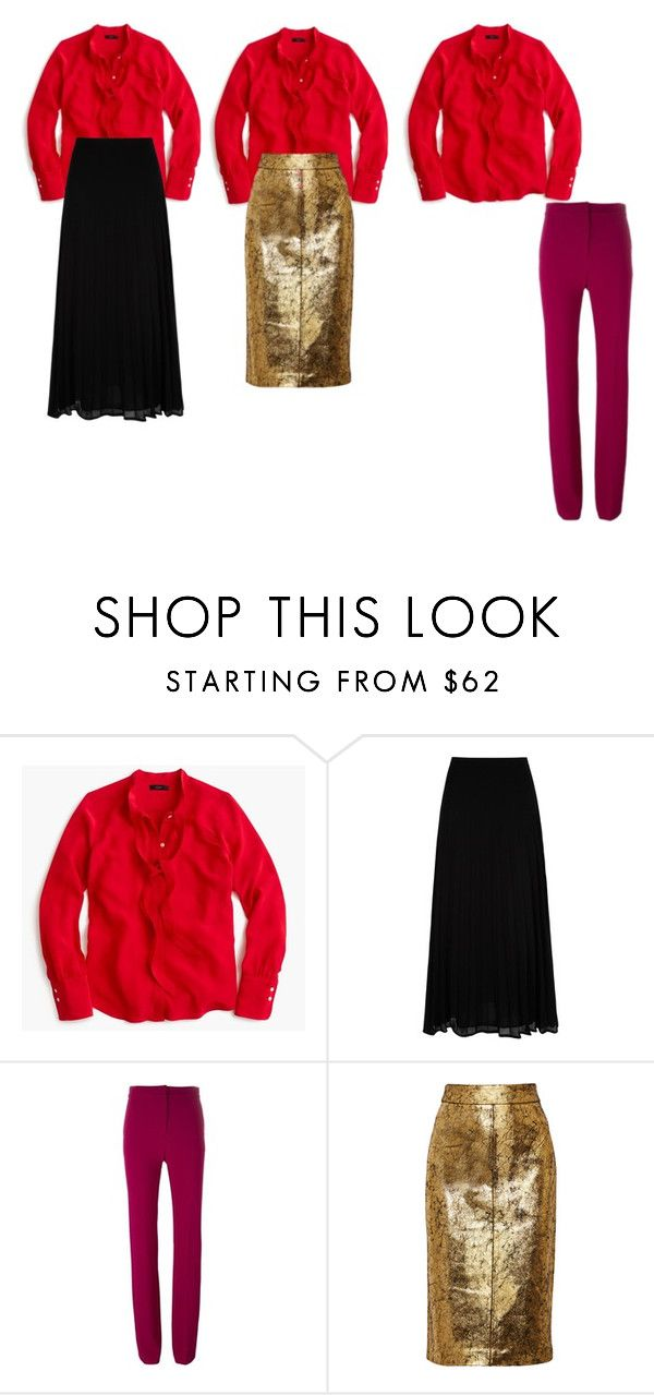 """ааа"" by katy-rock-1 on Polyvore featuring J.Crew, Yumi, STELLA McCARTNEY и Raoul"