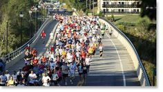 Home of Freedom's Run Marathon Sponsored by WVU Hospitals-East and Health Sciences Center-Eastern Division