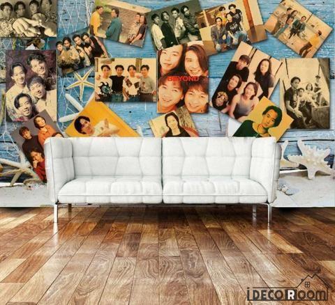 3D Posters Beyond Music Band Living Room Art Wall Murals Wallpaper Decals Prints Decor IDCWP-JB-001270