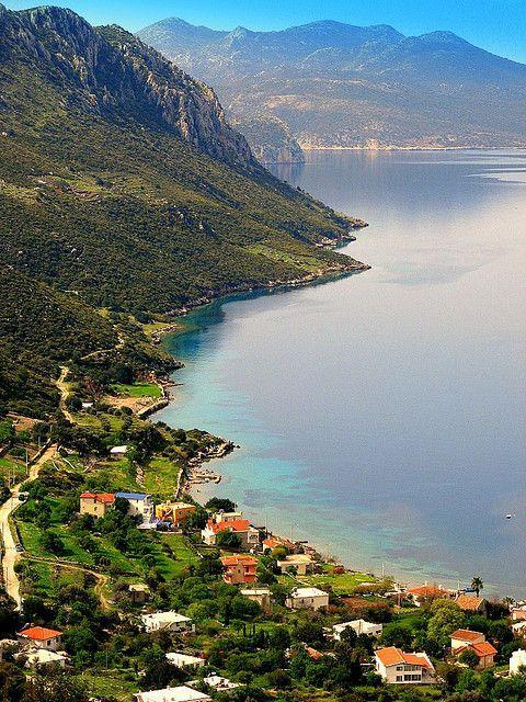 Bozbururn Yarımadası, Marmaris