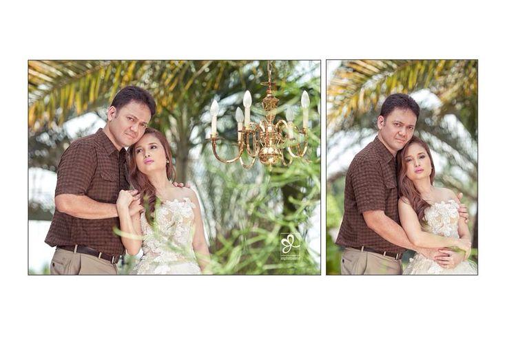 Pre-wedding Photoshoot at El Pueblo  Spanish theme