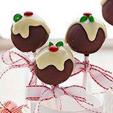Plum Pudding Cake Pops  - Coles Recipes & Cooking