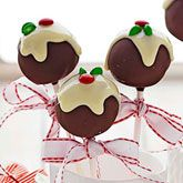 Plum Pudding Cake Pops  - Coles Recipes & Cooking