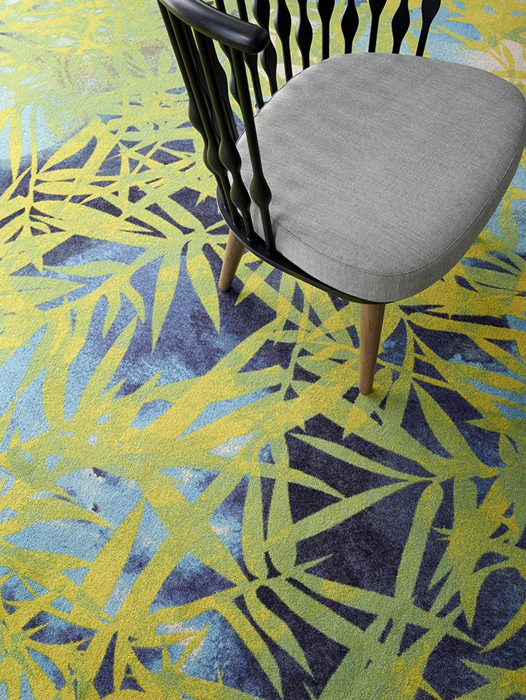 Fields of flow watercolour bamboo by ege carpets http for Moquette ege