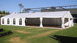 10m x 20m Marquee