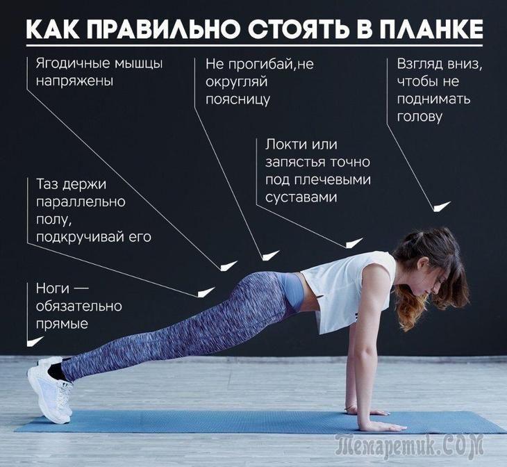 Как Делать Планку Для Похудения Отзывы. Эффективное упражнение планка — Фото до и после, отзывы