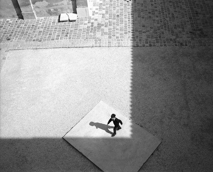"Raymond Depardon, ""Méditerrannée"" series, Marseille, 1998"