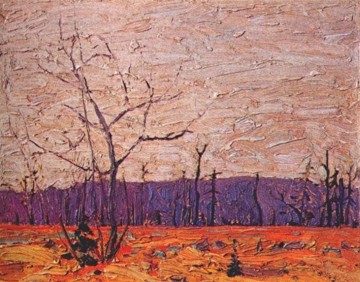 Sombre Day - Tom Thomson