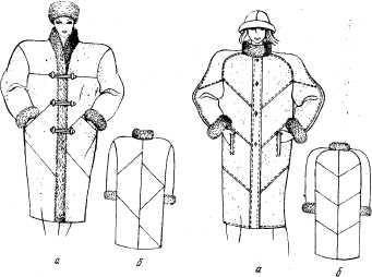 Ассортимент ниток для пальто из велюра