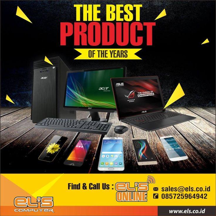 Tersedia banyak produk notebook, gadget, aksesoris komputer hanya di Els Computer. Bisa order online via els.co.id #els #elscomputer #yogyakarta #solo #purwokerto  info --> www.els.id/ SMS/WA --> 085725964942 BBM PIN --> 56083D42 Email --> sales@els.co.id