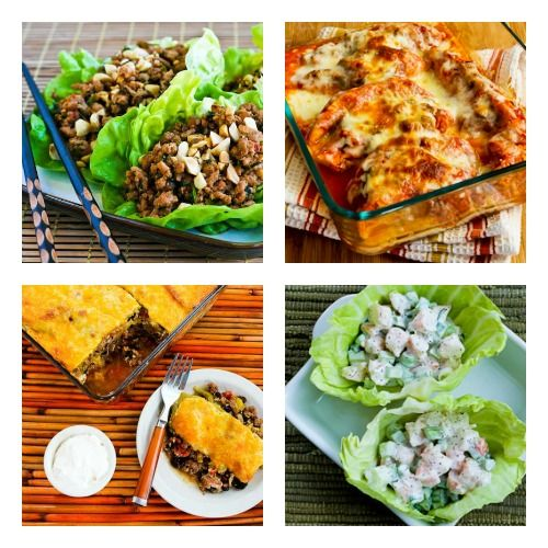 Kalyn's Kitchen®: South Beach Diet Phase One Recipes Round-Up from January 2013 (Phase One #SouthBeachDiet recipes from food blogs)