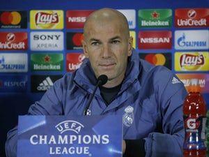 Zinedine Zidane: 'Real Madrid were perfect'