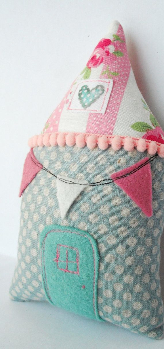 Petite House reserved for Elle by blueberryfields on Etsy