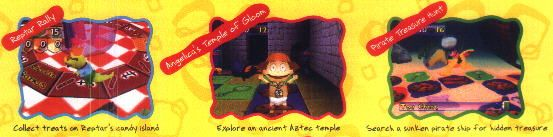 Rugrats Electronic Games & Games For Video Game Consoles