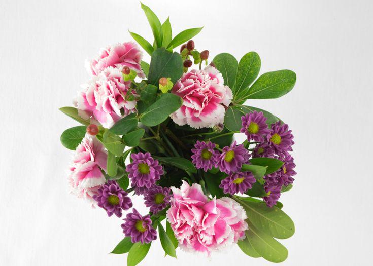 DIY Flower Arrangements For Mother's Day