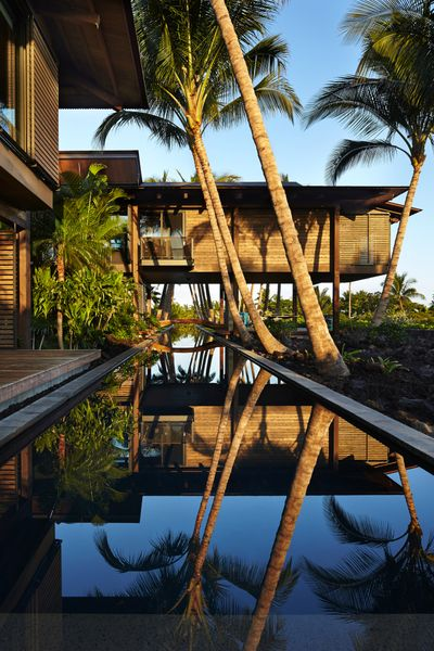 Olson Kundig Architects - Projects - Hawaii Residence