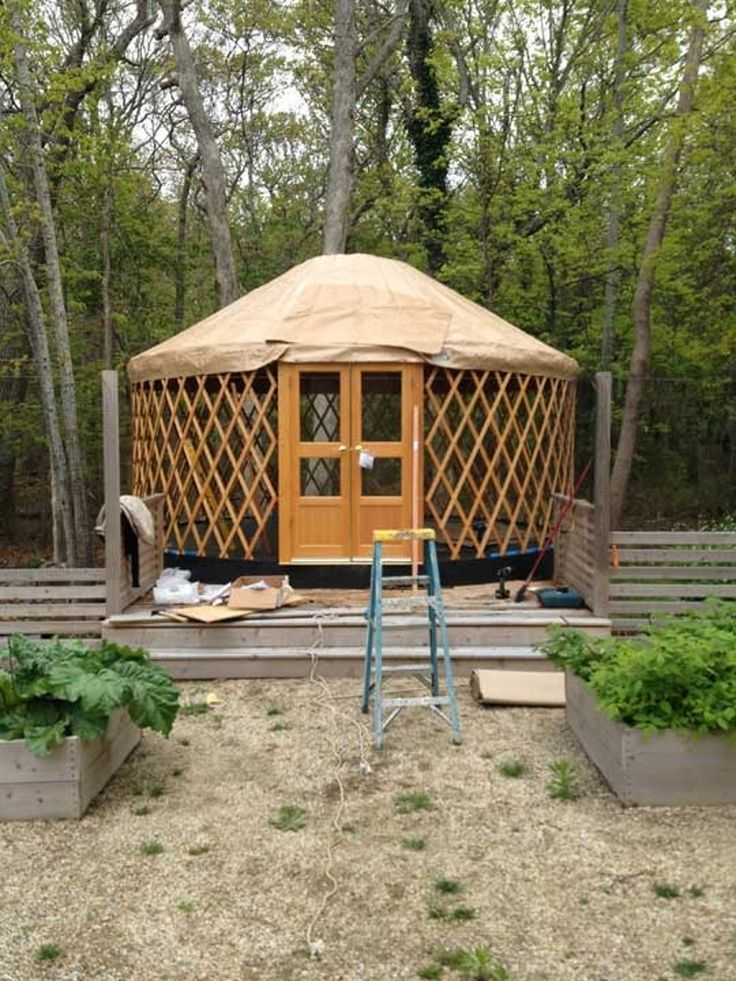 17 Ideas About Yurt Kits On Pinterest Tiny Log Cabins