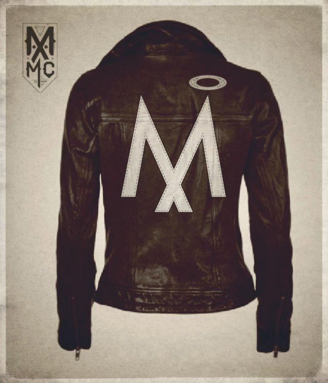 MXDE BIKE JACKET - The Made Shop