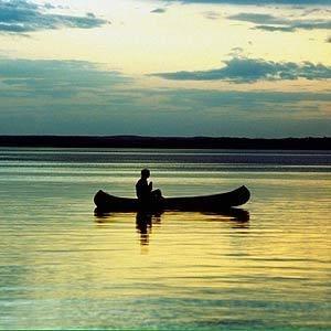 Peterborough Ontario is canoe capital of the world