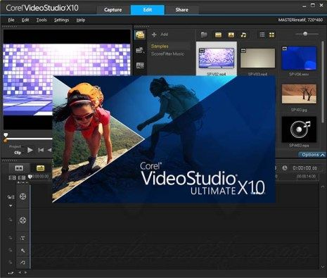 corel videostudio ultimate x8 - free full download