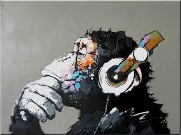 """Résultat de recherche d'images pour """"abstract art animals oil paintings"""""""