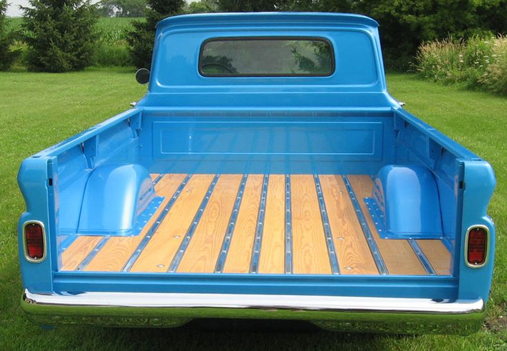 Pictures Of Old Chevy Pickup Trucks >> 1964 Chevrolet C100 Pickup Fleetside Restoration | Paint for my 1964 Chevy Truck | Pinterest