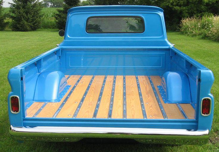 1964 Chevrolet C100 Pickup Fleetside Restoration
