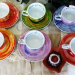 Buy now € 31.90 in #offerts  set 6 #tazzine  #caffe  #Milk & #Coffee #CuoreMatto in fine #Porcellana decorata con #cuori e # scritteby  #madeinitaly    #TognanaPorcellane http://www.tiffanystore.it/?product=set-6-tazzine-caffe-con-piattino-in-porcellana-milk-coffe-cuore-matto-multicolor-progetto-tognana