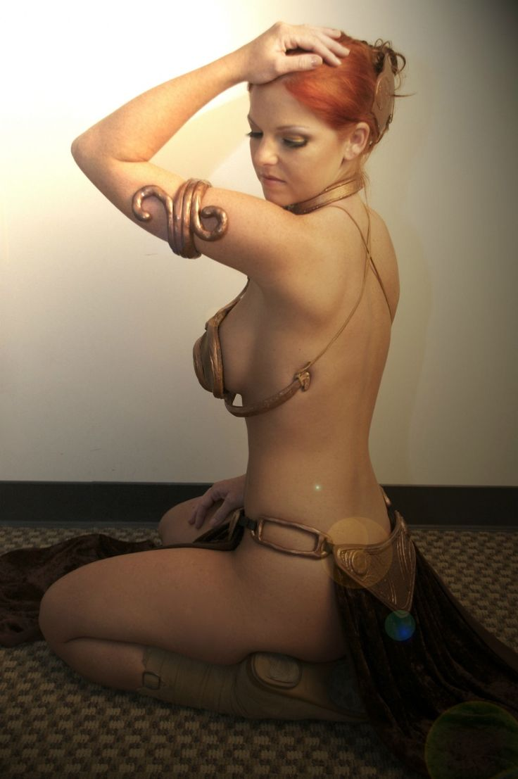 nude girl star wars