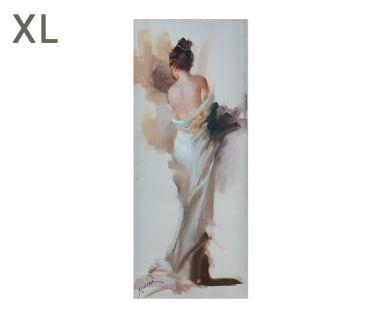 """Nástěnná dekorace """"Beryl"""", 40 x 3 x 110 cm"""