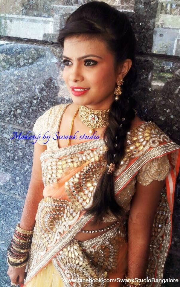 telugu hair styles 68 best images about bridal reception hair styles on 4727